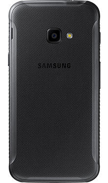 Samsung Xcover 4 16 GB Sort