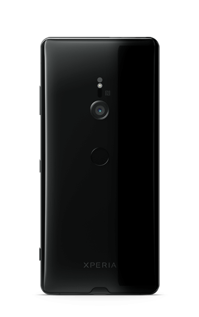 Sony Xperia XZ3 Sort