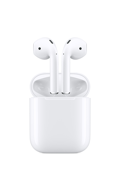 Apple Airpods Wireless Charge Hvid