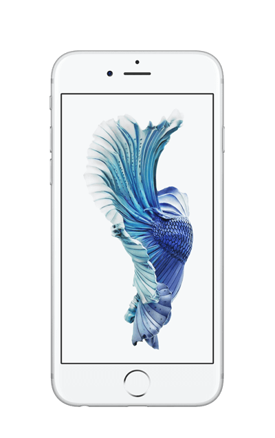 Apple iPhone 6s 32 GB Sølv