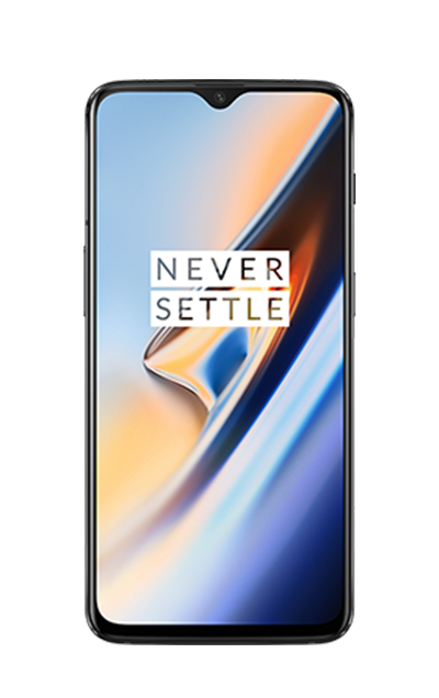 OnePlus 6T 256 GB Midnight black