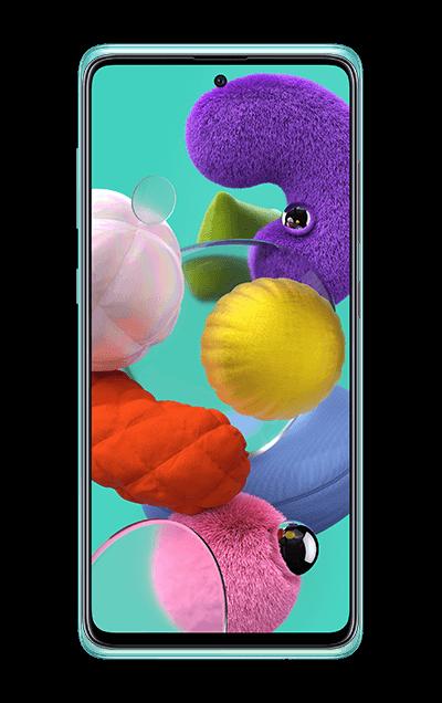 Køb billig Samsung Galaxy A50 128GB med abonnement | Telia