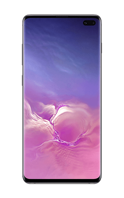 Samsung Galaxy S10+ Sort 128 GB